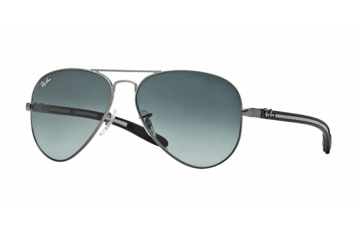 Ray-Ban 8307 AVIATOR TM CARBON FIBRE