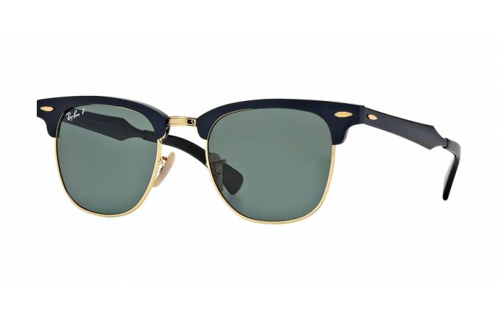 Ray-Ban 3507 CLUBMASTER ALUMINUM