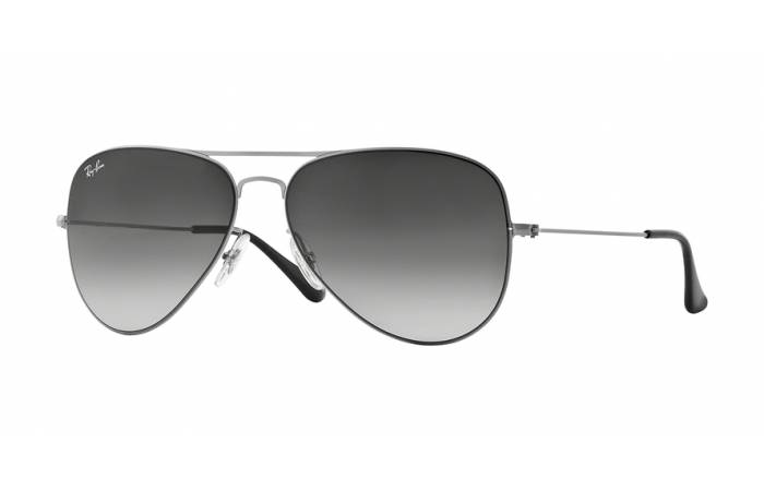 Ray-Ban 3513 AVIATOR FLAT METAL