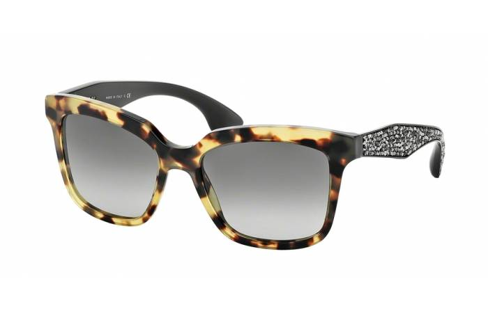 Miu Miu 09PS CRYSTAL ROCK