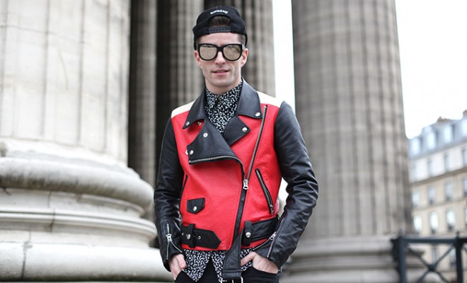 Streetstyle of the day: Pelayo & Chanel
