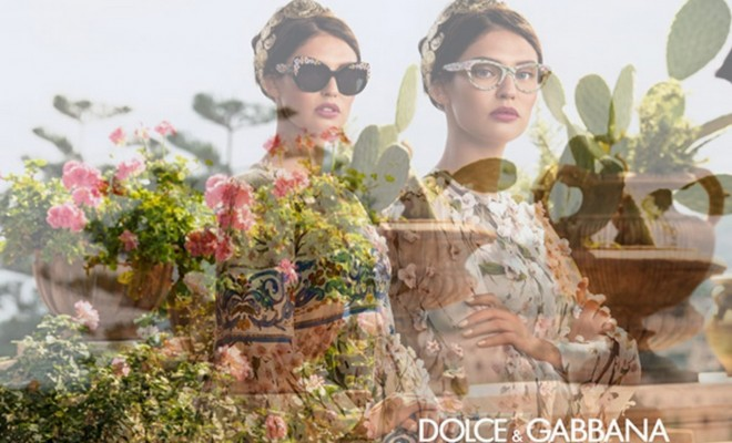 Almond Flowers Collection, by Dolce & Gabbana