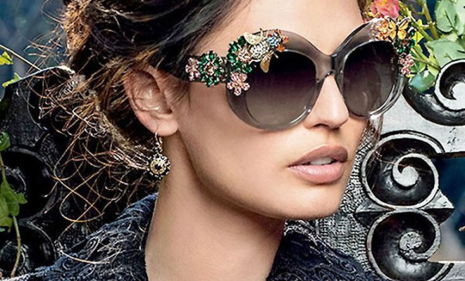 Dolce & Gabanna 4245B: The jewel in the crown