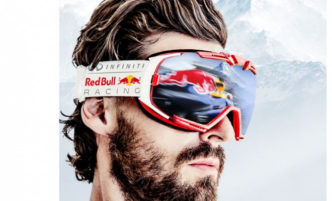 Red Bull Ski Goggles: ready for an adventure?