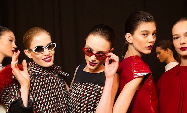 Fashion Weeks Fall/Winter 2015 (I): The sunglasses we will be wearing