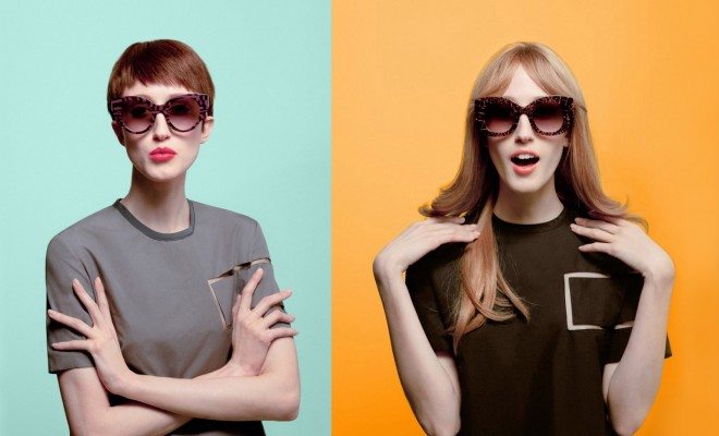 Capsule Collection: Fendi by Thierry Lasry