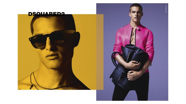 Dsquared2 SS15 sunglasses