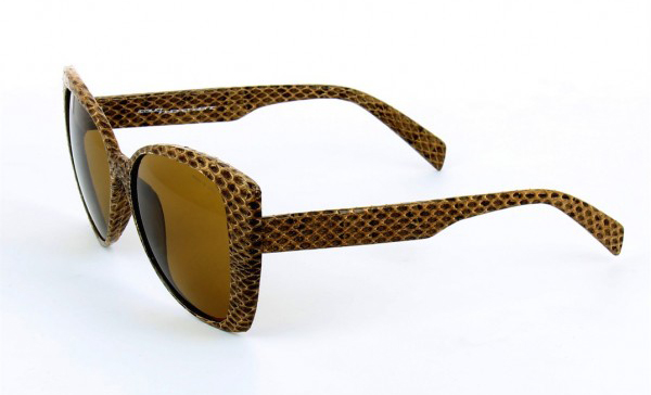 Italia Independent I-LUX 0904PY Snake Sand