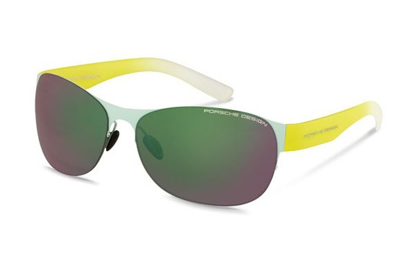 PORSCHE DESIGN P8581 FLEXIBLE PURISM IN LIGHT GREEN