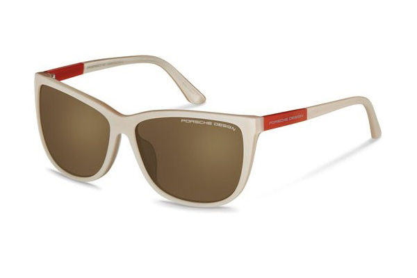 PORSCHE DESIGN P8590 VIBE-RANCE IN WHITE BROWN