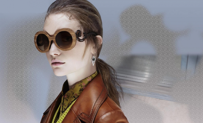 Rock this summer with Prada shades