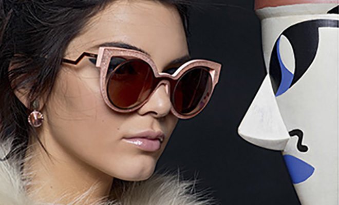4 Fendi models that will transform your outfit