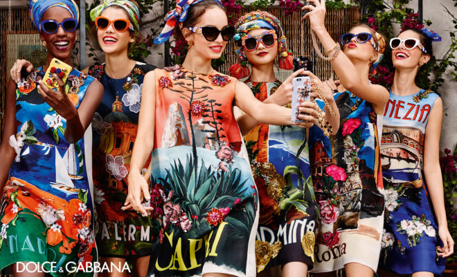 Eye candy: some spring summer 2016 campaigns