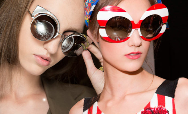 New video: eyewear trends for spring/summer 2016