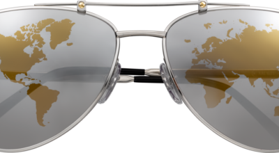 The spirit of Cartier Sunglasses