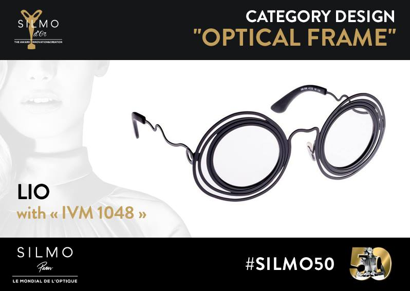 Silmo Paris 2017 Award