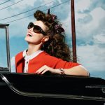 LUNA BIJL IS ROCKABILLY CHIC for CHANEL