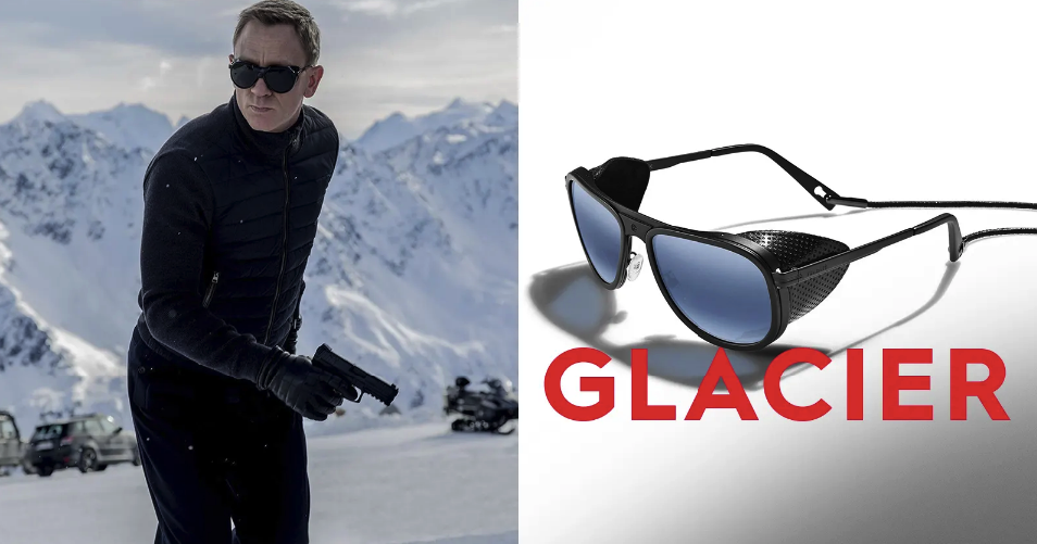 Vuarnet Glacier Spectrum James Bond