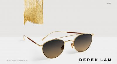 Derek Lam sunglasses at Onlylens