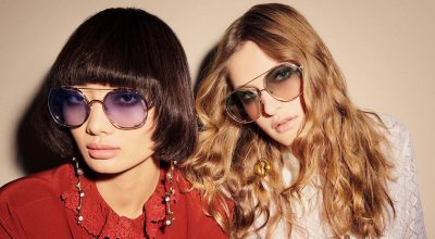 New collection Chloé sunglasses: feminine brand codes and colours