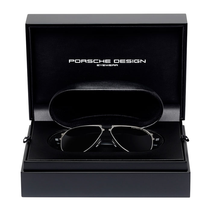 Porsche Design P8685 Hexagon Limited Edition case